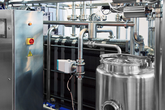 Milk Industry