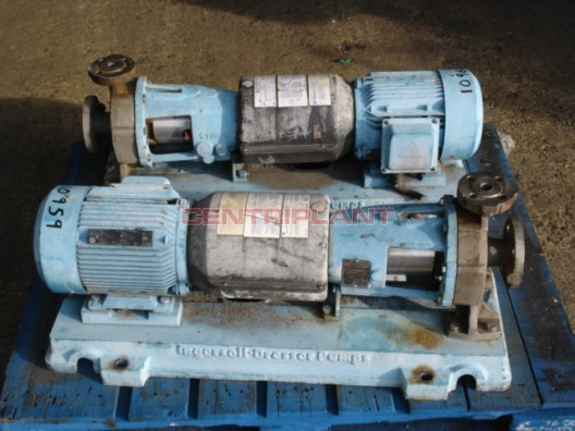 Centrifugal Pumps: Ingersoll Dresser Centrifugal Pumps