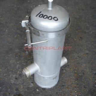 10000 - PALL STAINLESS STEEL CARTRIDGE FILTER