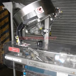 11233 - TREPAK FULLY AUTOMATIC INLINE CAPPER
