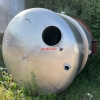 11984 - 12,900 LITRE STAINLESS STEEL CHILLED JACKETED TANKS