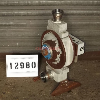 12980 - FLOWTRONIC STAINLESS STEEL  DIAPHRAGM PUMPS, 1.5in  RJT INLET/OUTLET.