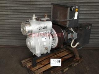 13005 - HYDROVANE MODEL 120 PUA AIR COMPRESSOR, 18.5 KW DRIVE MOTOR