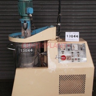 13044 - 100 LTR MOMBRETTI HIGH SPEED MIXER/DISPERSER