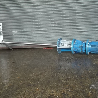 13094 - UNISHEAR TOP ENTRY PROP  MIXERS, 2.2 KW.