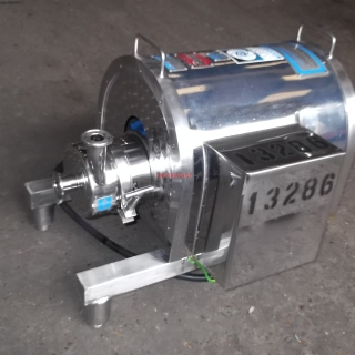 13286 - MDM PUMPS LTD, FLAME PROOF, MODEL D2/0.75, 20 MM DIA INLET/OUTLET CONNECTIONS