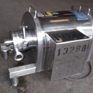 13288 - MDM PUMPS LTD, FLAME PROOF PUMP, MODEL D2X/0.75 KW, 1.5in  ISS INLET/OUTLET CONNECTIONS