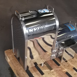 13289 - MDM PUMPS LTD, FLAME PROOF SCAVENGE PUMP FITTED AIR SEPARATOR , MODEL D2W A8 2.2KW,2in  TRICLOVER