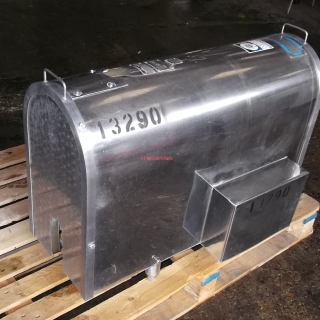 13290 - MDM PUMPS LTD, FLAME PROOF SCAVENGE PUMP FITTED AIR SEPARATOR , MODEL D2W AS 2.2KW,2in  ISS