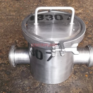 13307 - INLINE MAGNETIC FILTER