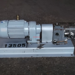 13505 - APV 1in  STAINLESS STEEL LOBE PUMP, MODEL CL/0/006/10