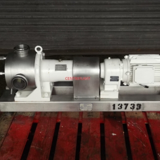 13733 - SINE 3in  STAINLESS STEEL PUMP TYPE SPS 3