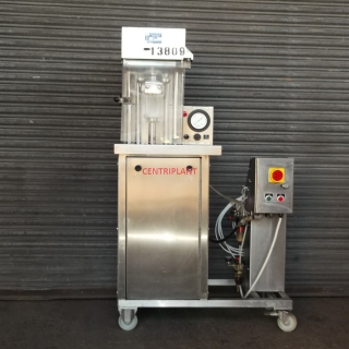 13809 - A I D PACKAGING SINGLE HEAD SEMI AUTOMATIC CAN SEAMER