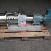 13841 - BLACKMER HERMETIC MULTI STAGE FLAME PROOF PUMP, 60 MM FLANGED CONNECTIONS, 4 KW DRIVE MOTOR.