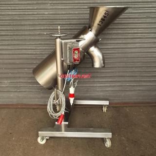 13845 - GLATT MINCER, MODEL TR 160, 1.5 KW DRIVE MOTOR
