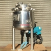 13873 - 30 LITRE STEAM JACKETED MIXING TANK