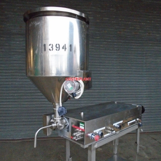 13941 - ADELPHI VOLUMETRIC FILLING MACHINE