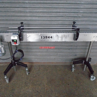 13944 - 1.7M STAINLESS STEEL STANDARD BOTTLE CONVEYOR