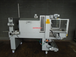 13951 - VP SPA SHRINK WRAPPING MACHINE, 450 MM WIDE X 300 MM HIGH