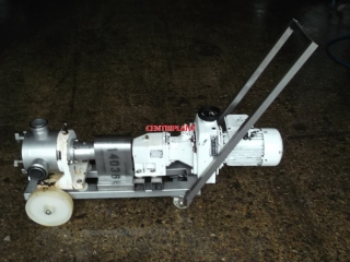 14036 - SINE MASO VARIABLE SPEED PUMP TYPE MR125  2.5in  RJT CONNECTIONS