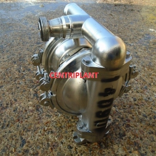 14090 - DEPA 1.5in  STAINLESS STEEL DIAPHRAGM PUMP