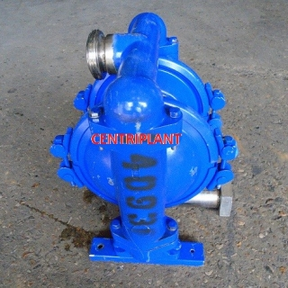 14093 - DEPA 2in  STAINLESS STEEL DIAPHRAGM PUMP