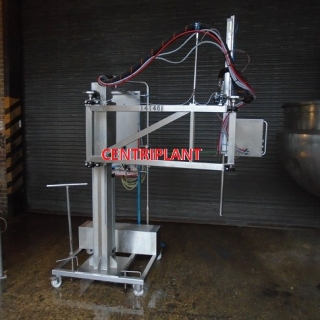 14146 - SP FILLER MAG FLOW BOOM FILLER FOR BARRELS/IBC