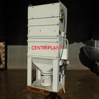 14157 - DCE DONALDSON DUST EXTRACTOR, MODEL UMA 254K5A/FIL