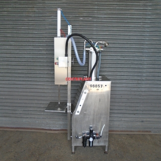 14170 - MASTERFIL SINGLE HEAD SEMI AUTOMATIC 5 LITRE FILLER