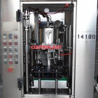 14180 - CIME 6 HEAD COUNTER PRESSURE FILLING MACHINE