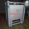 14184 - 1,000 LITRE STAINLESS STEEL IBC