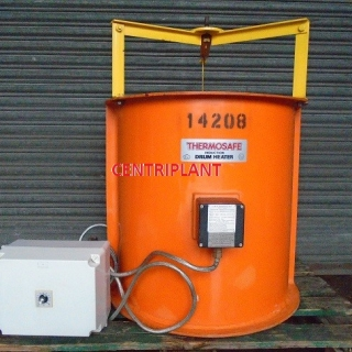 14208 - THERMOSAFE INDUCTION DRUM HEATER ATEX RATED