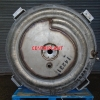 14231 - 1000 LITRE GRADE 316 STEAM JACKETED PRESSURE AND VACUUM TANK