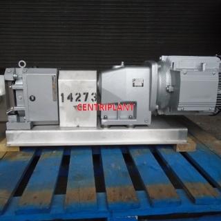 14273 - 3in  FRISTAM FL2 100L POSITIVE DISPLACEMENT LOBE PUMP