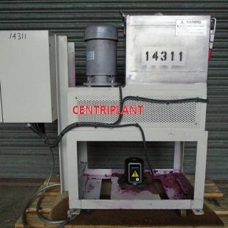 14311 - C P SEPARATOR MODEL CL50 GRINDING COOLANT FILTER