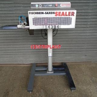 14384 - FISCHBEIN SAXON INLINE BAG SEALER, MODEL SH1000