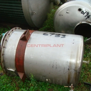 6733 - 800 LTR ST/ST FLAME PROOF MIXING TANK