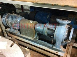 8747 - GIRDLESTONE STAINLESS STEEL 12 CS 3G FLAME PROOF PUMP
