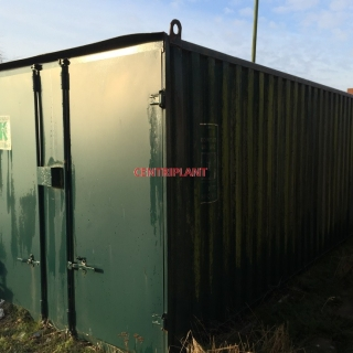 .95868 - 6 M LONG SHIPPING CONTAINER