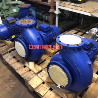 95977 - KSB WATER PUMPS, MODEL ETABLOC GN 150-200/1504 G11