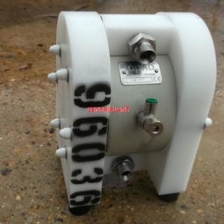 96036 - PLASTIC DIAPHRAGM PUMP