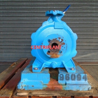 96094 - 1.5in  FLOWSERVE CENTRIFUGAL PUMP 7M3/H 11KW ATEX RATED