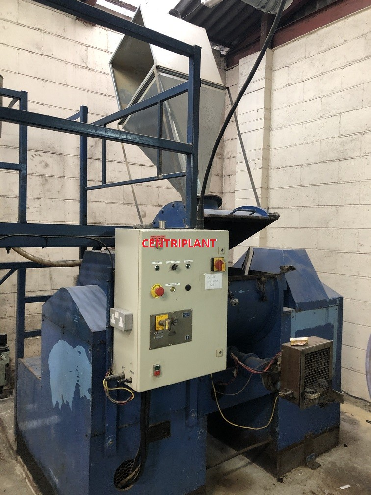 96111 - WINKWORTH Z BLADE MIXER WITH EXTRUDER AND CHOPPER