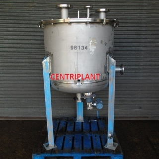 96134 - 430 LITRE STAINLESS STEEL TANK