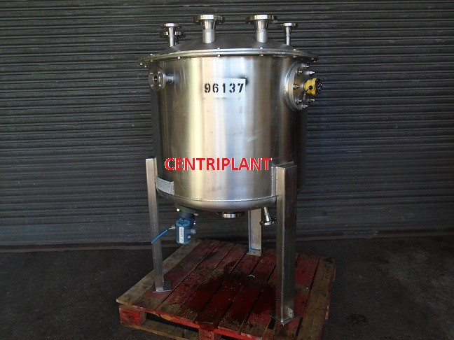 96137 - 440 LITRE STAINLESS STEEL