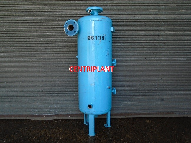 96138 - 120 LITRE STAINLESS STEEL TANKS