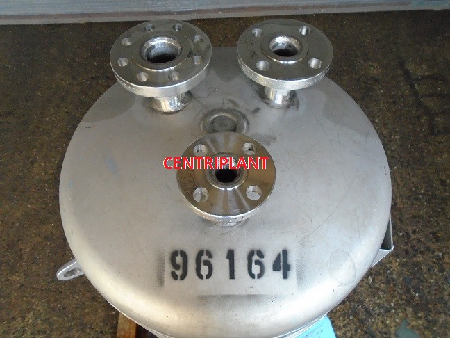 96164 - 90 LITRE STAINLESS STEEL 12 BAR PRESSURE TANK