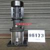 96173 - GRUNDFOS VERTRICAL STAINLESS STEEL PUMP, 2,500 LPH