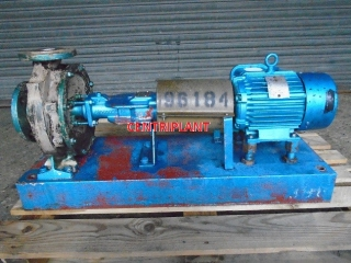 96184 - 1in  STERLING LABOUR ATEX RATED CENTRIFUGAL PUMP