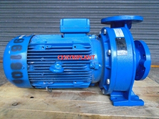 96190 - 11KW LOWARA NSCE 65-160/110/P25VCC4 CENTRIFUGAL WATER PUMP
